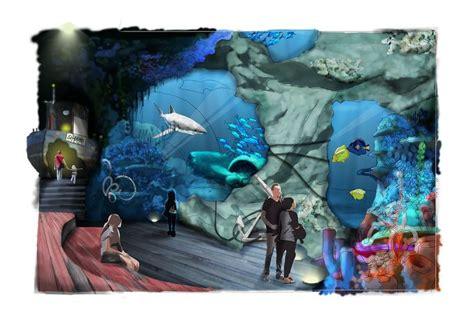 aquarium design concept aquarium theming concept conceptual design 3d