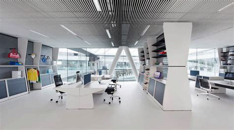 Interior Architecture Companies by Adidas Laces Germany Herzogenaurach Building E Architect