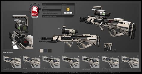 design gun game fine art yes you can design video game weapons for a