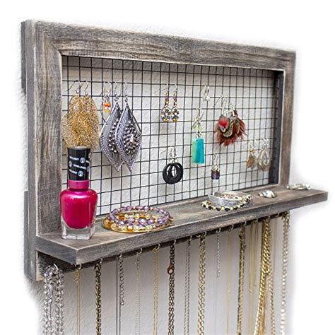 Murah Grosir Hanging Jewelry Organizer Accecories Display Hanging Tem top 10 most wished hanging jewelry organizers may 2018