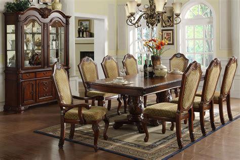 Formal Dining Room Sets For 10   Marceladick.com