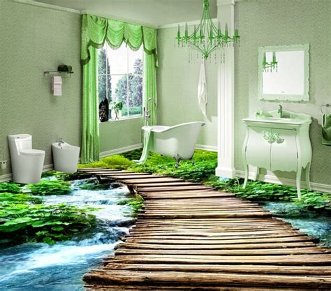 3d bathroom flooring epoxy 3d floor everything you need to know advance