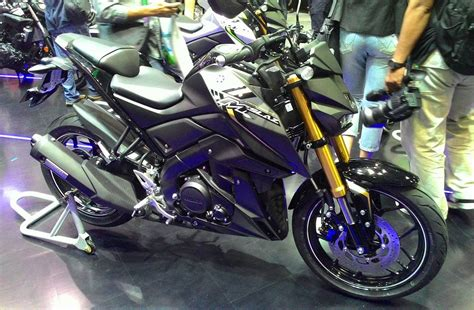 150 in m yamaha m slaz 150 fighter motorcycle launched in