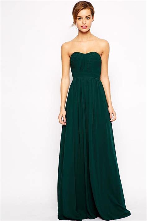 Robe Soirée Vert Bouteille - 17 meilleures id 233 es 224 propos de robes vert 201 meraude sur