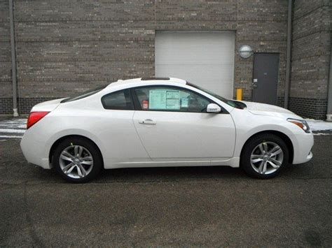 nissan coupe nissan altima coupe white car picture site