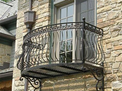 wrought iron deck railing panels Popular Wrought Iron