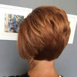 stacked haircuts for hair that show front and back short stacked bob hairstyles you will love the best