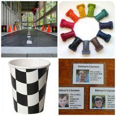 race car schlafzimmer ideen rennen auto geburtstag einladung junge car racing