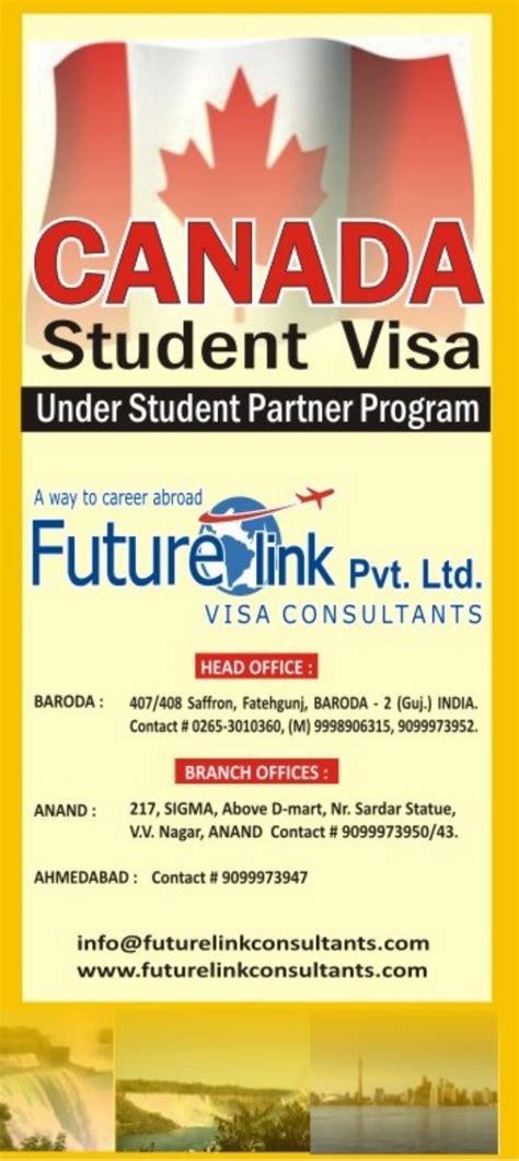 Spp College List Canada futurelink visa consultants pvt ltd student partners