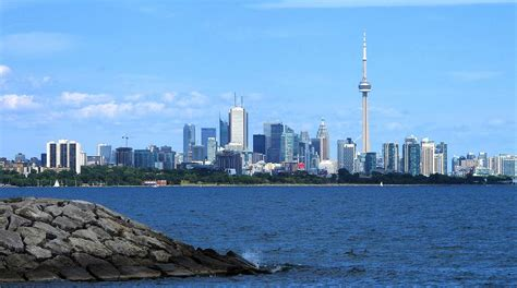 Phone Lookup Canada Ontario Toronto Ontario Canada Skyline Photograph By Davandra Cribbie