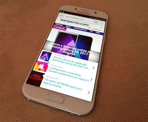 Samsung A5 Lite huawei p10 lite vs samsung galaxy a5 2017 tuexpertomovil