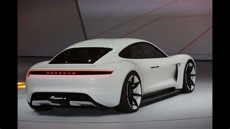electric porsche supercar 5 amazing facts about the all porsche mission e