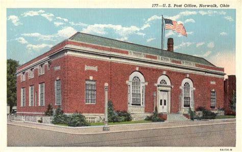 Norwalk Post Office Hours by Ohio Genealogy Express Huron County Ohio Photos