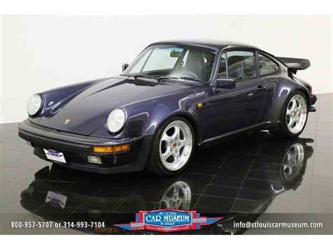 Porsche C 911 by 1985 Porsche 911 Turbo 930 Coupe For Sale Classiccars