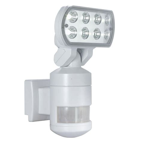 defiant 180 degree outdoor motion security light manual defiant 60 ft 220 degree outdoor white motion tracking