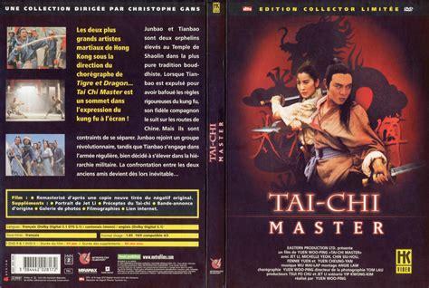 tai chi master blu ray jaquette dvd de tai chi master cin 233 ma passion