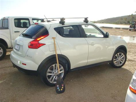 Nissan Juke With Roof Rack by Roof Racks Page 11