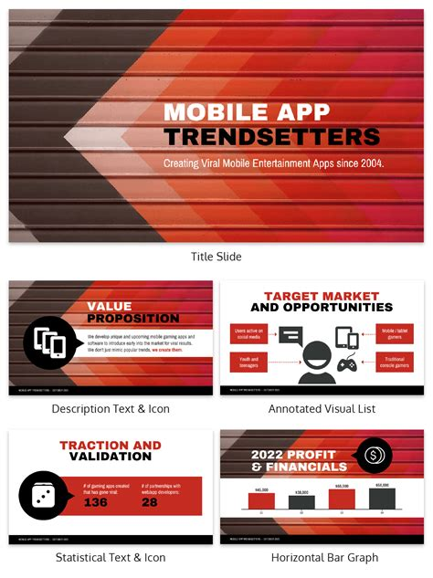 pitch template 12 business pitch deck templates and design best