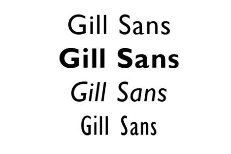 gill sans light font 9 alternatives to the font gill sans frank derfrankie