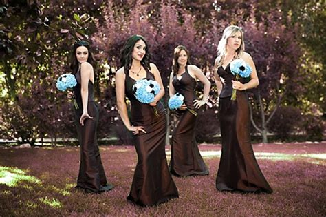 chocolate brown and turquoise wedding ideas