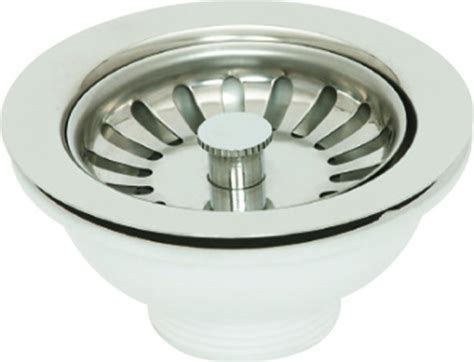 kitchen sink wastes standard kitchen sink basket strainer waste notjusttaps