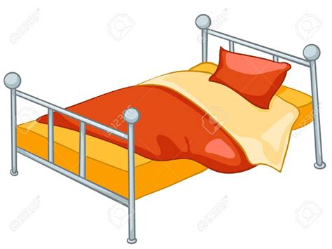 bett clipart furniture clipart bed pencil and in color