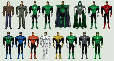 4all Series Green hal green lantern animated series style by vandersonmetal on deviantart