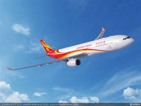 Hong Kong Airlines confirms order for 9 more A330s ...