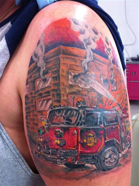 1000 images about fire tattoo on pinterest fire trucks