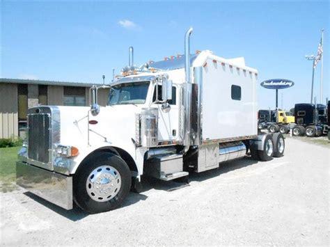 used 2005 peterbilt 379 132 tandem axle sleeper for sale