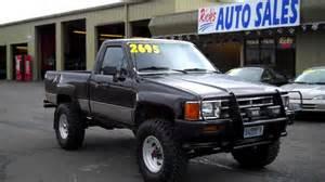 1988 Toyota 4x4 1988 Toyota 4x4 Sold
