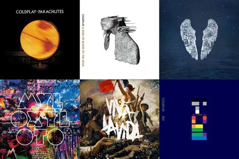coldplay discography coldplay album sales new album predictions and past figures