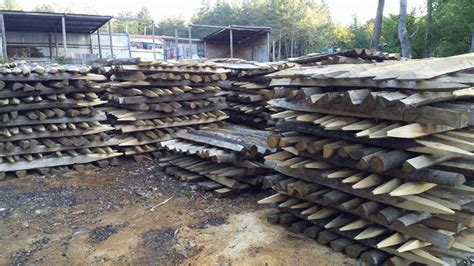 Railway Sleepers Sussex by Fencing Supplies Softwood Railway Sleepers In West Sussex