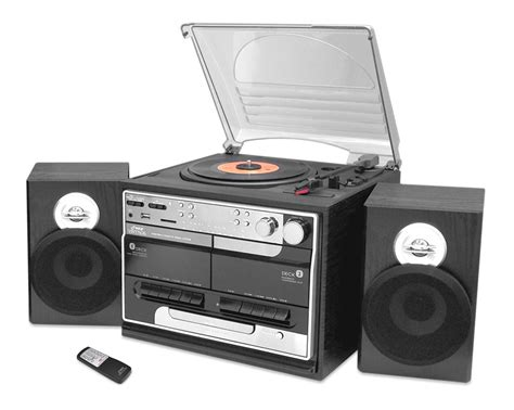 Records Homes Pylehome Pttcsm70bt Home And Office Turntables Phonographs Musical