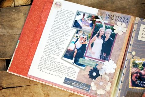 bridal shower gifts from matron of honor a gift from the bridesmaids and matron of honor a scrapbook of letters for the