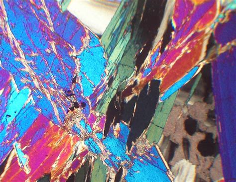 thin section petrographic definition what is