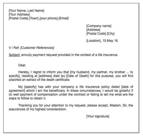 Request Letter Of Payment Payment Request Insurance Letter Http Exleresumecv Org Payment Request Insurance Letter