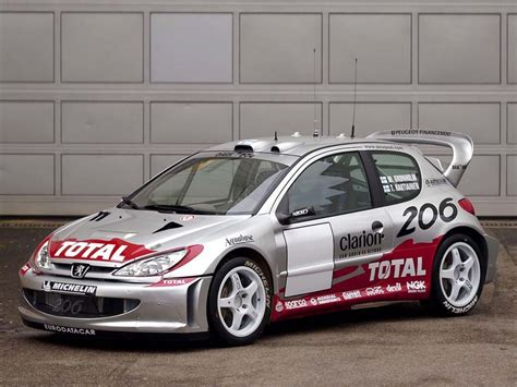 peugeot 206 rally image gallery peugeot 206 rally