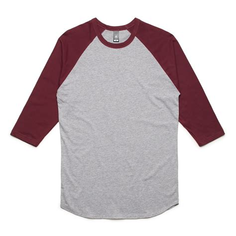 Kaos Polos Yeezy Burgundy 5012 raglan t shirts unisex as colour