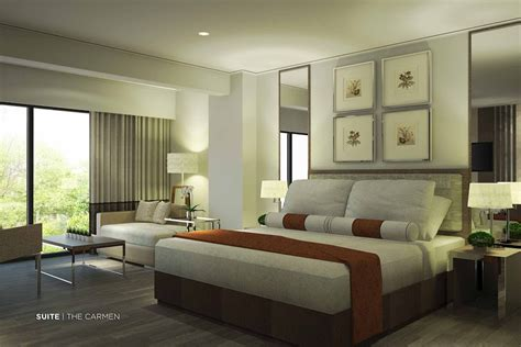 hotel suite with in room naga hotel with a modern and contemporary design the hotel
