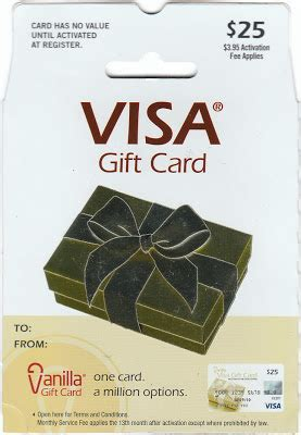 Gift Cards Visa No Fee - step off george july 2009