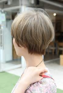 back side of hair cuts beautiful bowl cut with retro fringe short japanese