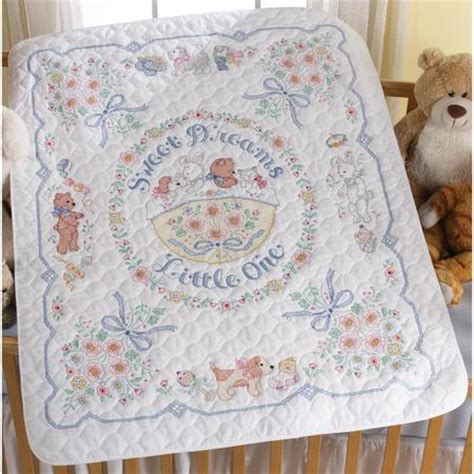 Cross Stitch Baby Quilt Patterns by Baby Quilts Cross Stitch Patterns Kits 123stitch Baby Quilts Cross