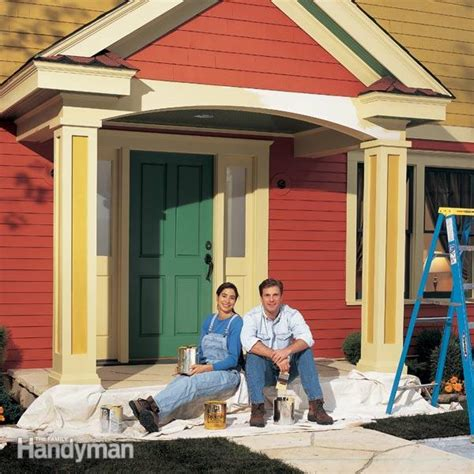house painting tips exterior painting tips and techniques the family handyman
