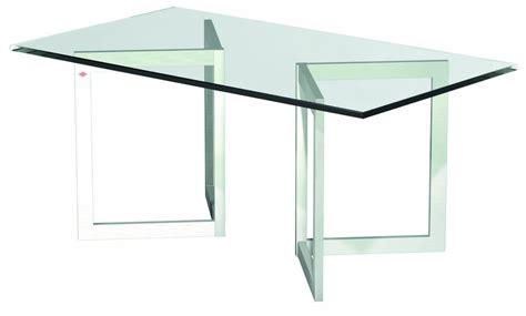 esszimmertisch glas esszimmertisch glas tg95 aluminium edelstahl preiswert