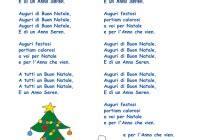 testo di bianco natale canzoni di natale per bambini raccolta di canti
