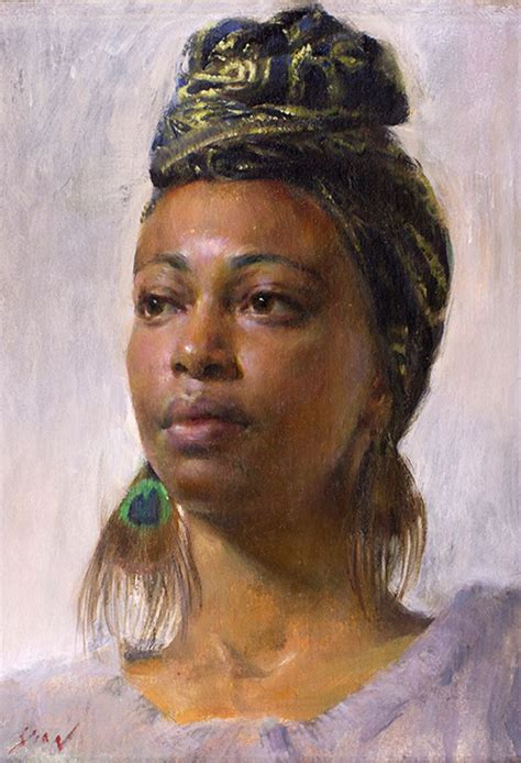 black woman paintings portraits 251 best images about painted portraits of black people on