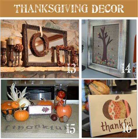thanksgiving home decor ideas 16 frugal thanksgiving decorating ideas tip junkie