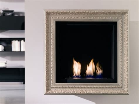 In The Wall Fireplaces by Beautiful Wall Mount Fireplace In Classic Style By Ozzio