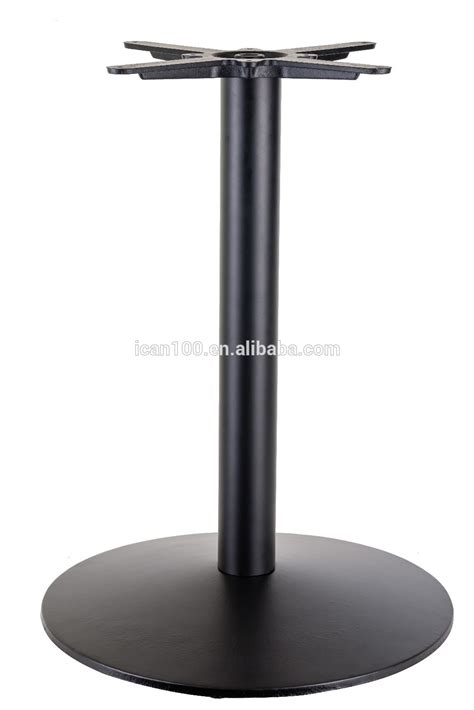 Commercial Restaurant Cast Iron Pedestal Table Bases Buy